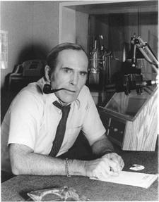 Dick smyth radio commentary newscaster